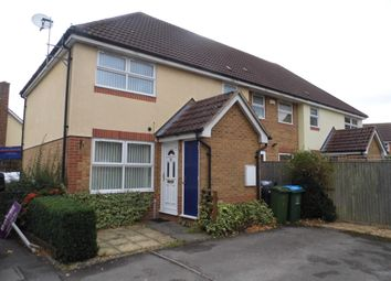 Thumbnail 1 bed end terrace house to rent in Rye Close, Aylesbury