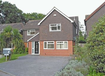 Thumbnail 4 bed detached house to rent in Wiltshire Gardens, Bransgore, Christchurch
