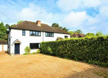 Thumbnail 3 bed semi-detached house for sale in Finchampstead Road, Finchampstead