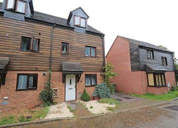 Thumbnail 4 bedroom end terrace house for sale in Chasewater Crescent, Broughton, Milton Keynes