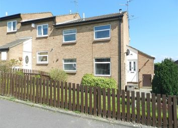 Thumbnail 1 bed end terrace house for sale in Melbeck Court, Chapeltown, Sheffield, South Yorkshire