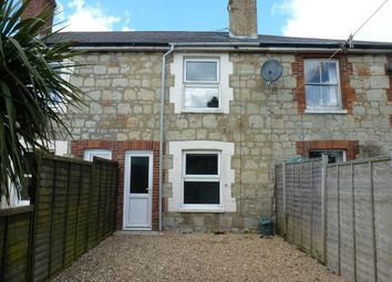Thumbnail 2 bed cottage to rent in Leeson Road, Ventnor