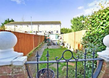 Thumbnail 2 bed terraced house for sale in Castle Street, Wouldham, Rochester, Kent