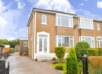Thumbnail 3 bedroom semi-detached house for sale in Fruin Road, Glasgow