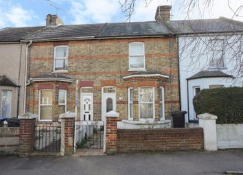 Thumbnail 2 bed terraced house for sale in Edith Road, Ramsgate