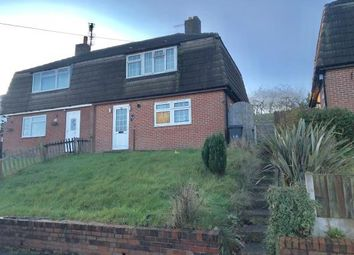 Thumbnail Semi-detached house for sale in Bath Road, Silverdale, Newcastle-Under-Lyme, Staffs