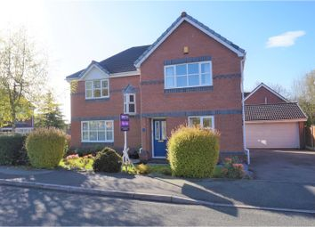 Thumbnail 4 bed detached house for sale in Duddon Close, Wigan