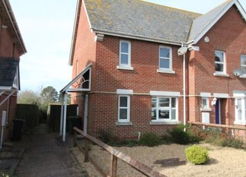 Thumbnail 4 bed end terrace house to rent in Carlton Road North, Weymouth