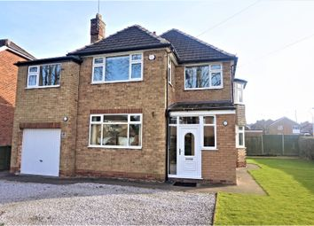Thumbnail 4 bed detached house for sale in The Vale, Kirkella