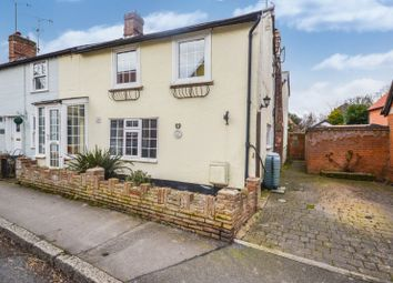 Thumbnail 3 bed end terrace house for sale in Chapel Street, Steeple Bumpstead, Haverhill