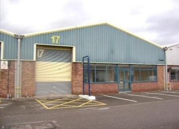 Thumbnail Light industrial to let in Unit 17, Central Trading Estate, Marley Way, Saltney, Flintshire