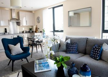 Thumbnail 1 bed flat for sale in Gresham Road, Brixton, London, London
