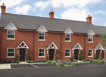 Thumbnail 2 bedroom terraced house for sale in Winterbrook, Wallingford