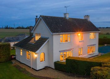 Thumbnail 4 bed detached house for sale in Moorswood Gate, Long Sutton, Spalding