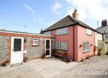 Thumbnail 2 bed semi-detached house for sale in Newport, Hemsby, Great Yarmouth