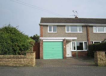 3 bed semi-detached house to rent in Fontwell Crescent, Lincoln LN6