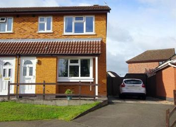 Thumbnail 3 bed semi-detached house to rent in Markham Court, Oakwood Derby