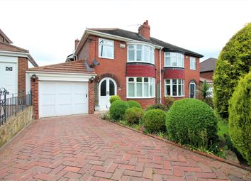 Thumbnail 3 bed semi-detached house for sale in Racecourse Road, Swinton, Mexborough