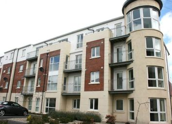 Thumbnail 2 bed flat for sale in 30, Upritchard Gardens, Bangor