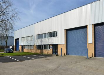 Thumbnail Industrial to let in Unit 3E, Parkway Trading Estate, Alba Way, Off Barton Dock Road, Trafford Park, Manchester