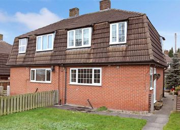 Thumbnail 3 bedroom semi-detached house for sale in Larch Place, Chesterton, Newcastle-Under-Lyme