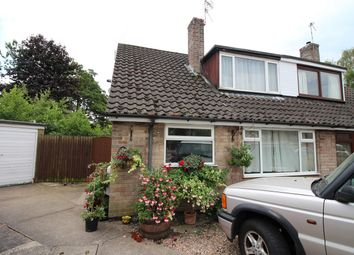 Thumbnail 3 bed semi-detached house for sale in Fryar Road, Eastwood, Nottingham