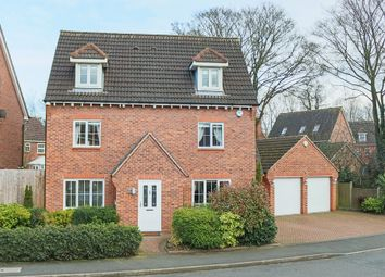 Thumbnail 5 bedroom detached house for sale in Samsara Road, The Oakalls, Bromsgrove