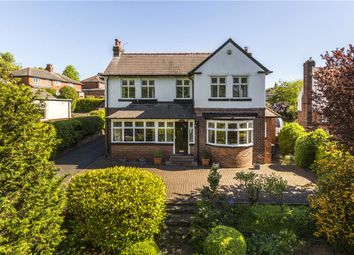Thumbnail 4 bed detached house for sale in Rawdon Road, Horsforth, Leeds, West Yorkshire