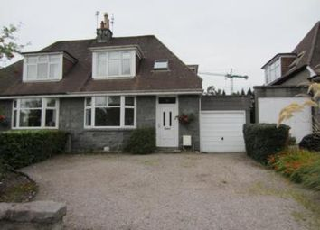 Thumbnail 4 bedroom semi-detached house to rent in Viewfield Gardens, Aberdeen AB15,