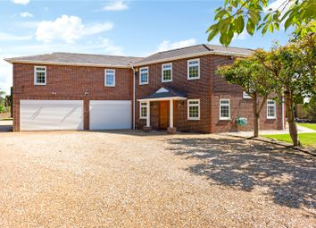 Thumbnail 6 bed detached house for sale in Level Mare Lane, Eastergate, Chichester, West Sussex