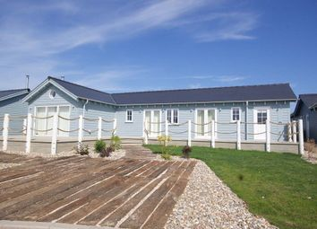 Thumbnail 3 bed lodge for sale in The Parade, Moor Road, Hunmanby Gap, Filey