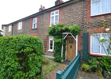 Thumbnail 2 bed terraced house to rent in Somerset Road, Redhill
