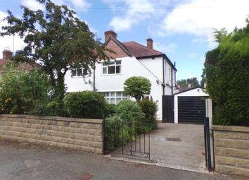 Thumbnail 3 bed semi-detached house for sale in Oak Hill Drive, Prestatyn, Denbighshire