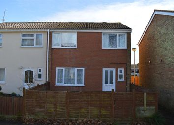 Thumbnail 3 bed end terrace house for sale in Middlewood, King's Lynn