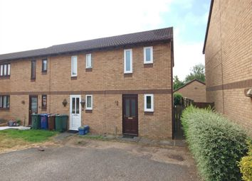 Thumbnail 1 bed end terrace house for sale in Spindleside, Bicester