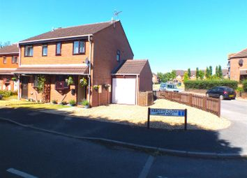 Thumbnail 2 bed semi-detached house for sale in Abbotts Close, Stourport-On-Severn