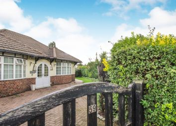 Thumbnail 2 bed detached bungalow for sale in Gilbert Street, Alvaston, Derby