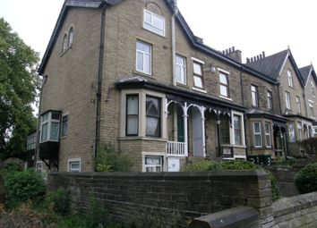 Thumbnail 1 bedroom flat to rent in Cleveland Road, Bradford