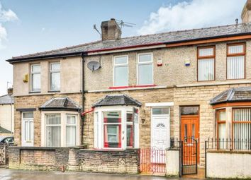 Thumbnail 3 bed terraced house for sale in Lyndhurst Road, Burnley, Lancashire