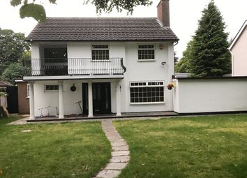 Thumbnail 4 bed detached house to rent in Lillington Road, Leamington Spa