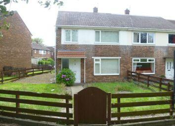 Thumbnail 3 bed semi-detached house to rent in Cherry Tree Walk, Hebburn