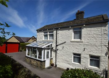 Thumbnail 3 bed end terrace house for sale in North Street, Haworth, Keighley, West Yorkshire
