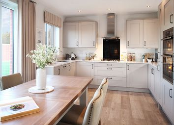 """Thumbnail 3 bed semi-detached house for sale in """"Ludlow"""" at Turner Crescent, Hauxton, Cambridge"""