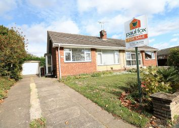 Thumbnail 2 bed semi-detached bungalow for sale in St. Peters Avenue, Bottesford, Scunthorpe