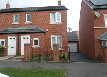 Thumbnail 3 bed semi-detached house to rent in Bainbridge Road, Smethwick