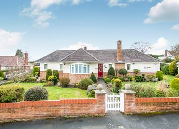 Thumbnail 2 bed detached bungalow for sale in Oak Close, West Parley, Ferndown