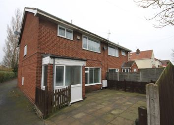 Thumbnail 3 bedroom semi-detached house to rent in Boundary Road, Hellesdon, Norwich