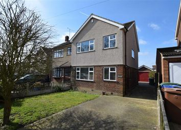 Thumbnail 3 bed semi-detached house for sale in Mill Lane, Horndon-On-The-Hill, Essex