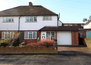 Thumbnail 3 bed semi-detached house for sale in Maybury Close, Frimley