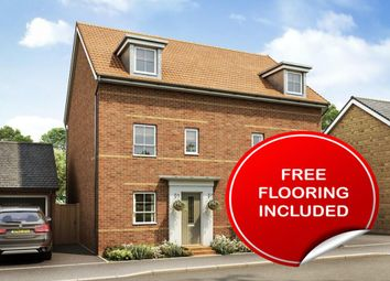 """Thumbnail 4 bed end terrace house for sale in """"Woodcote"""" at Bedewell Industrial Park, Hebburn"""